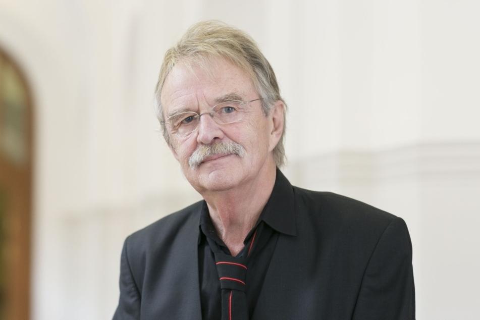 Stadtrat Dr. Dieter Füsslein (FDP) setzt sich für Konzerte im Park ein