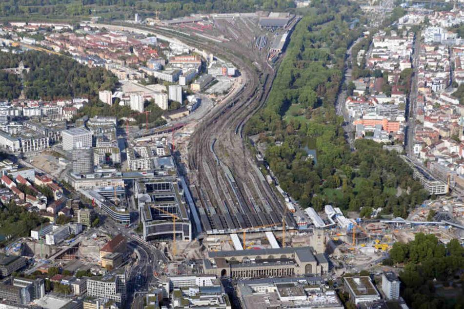 Geplant sind Lokführer-Einsatzgruppen unter anderem auch in Stuttgart.
