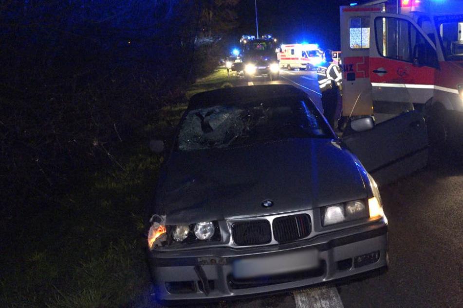 Unfall auf der A67 bei Büttelborn: Mann beim Aussteigen überfahren
