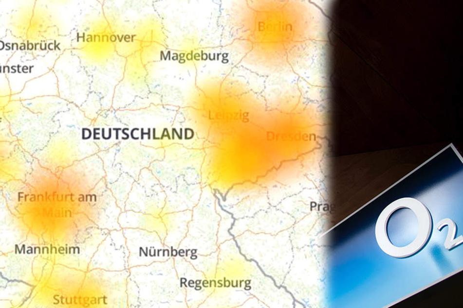 Keine Anrufe möglich: Störung bei O2 in Sachsen