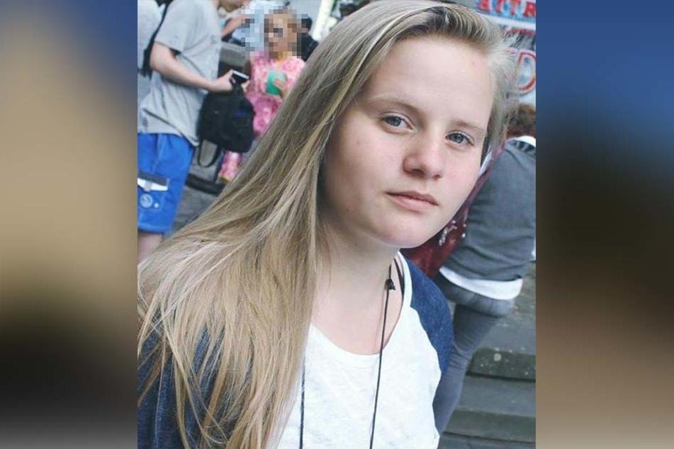 Die 13-jährige Sascha Alexa M. wird seit sechs Tagen vermisst.