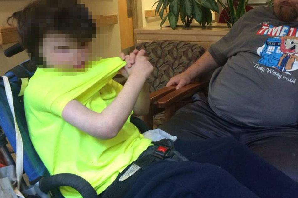 Melissa Robitille soll ihren Sohn Isaac (siehe Foto) getötet haben.