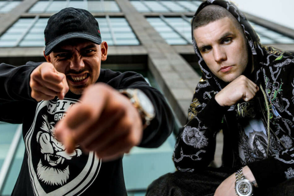 """Capital Bra, der mit """"Berlin lebt"""" an der Spitze der Album-Charts stand, hat sich mit Fler angelegt."""