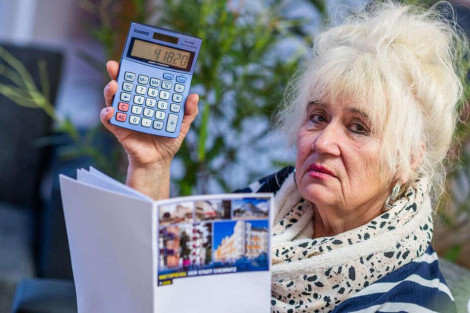 Wohnen droht teurer zu werden: Chemnitzer müssen mit Mieterhöhungen rechnen