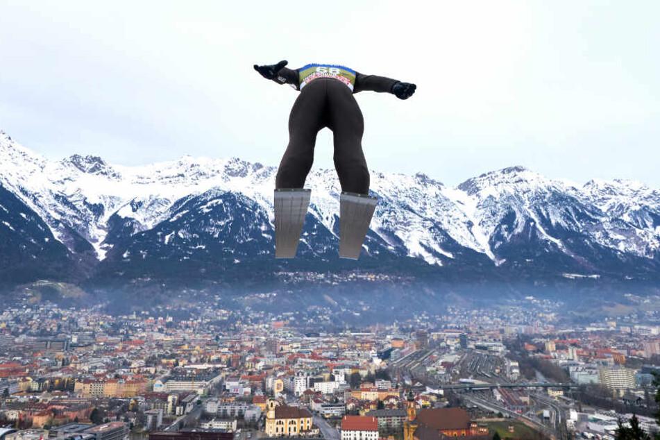 Vierschanzentournee: Karl Geiger mit starker Quali in Innsbruck