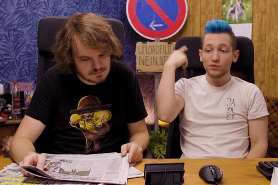 Neues Rezo-Video: Diesmal geht's den Journalisten an den Kragen