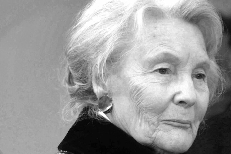 Die erste First Lady Deutschlands: Libet Werhahn (†90) ist tot