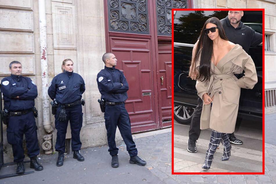 In diesem Hotel in Paris wurde Kim Kardashian (35) überfallen und ausgeraubt.