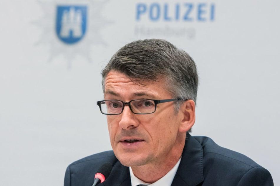 Polizeipräsident Martin Meyer will mehr Erkenntnisse über die Linke-Szene sammeln.