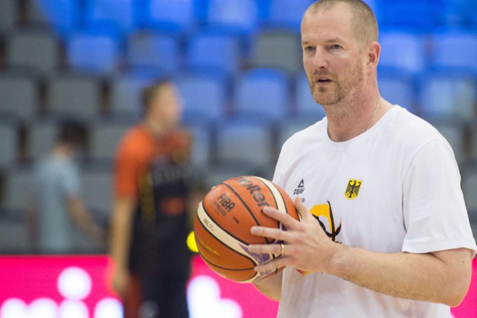 Hendrik Rödl (48) ist Nationaltrainer der deutschen Basketball-Nationalmannschaft.
