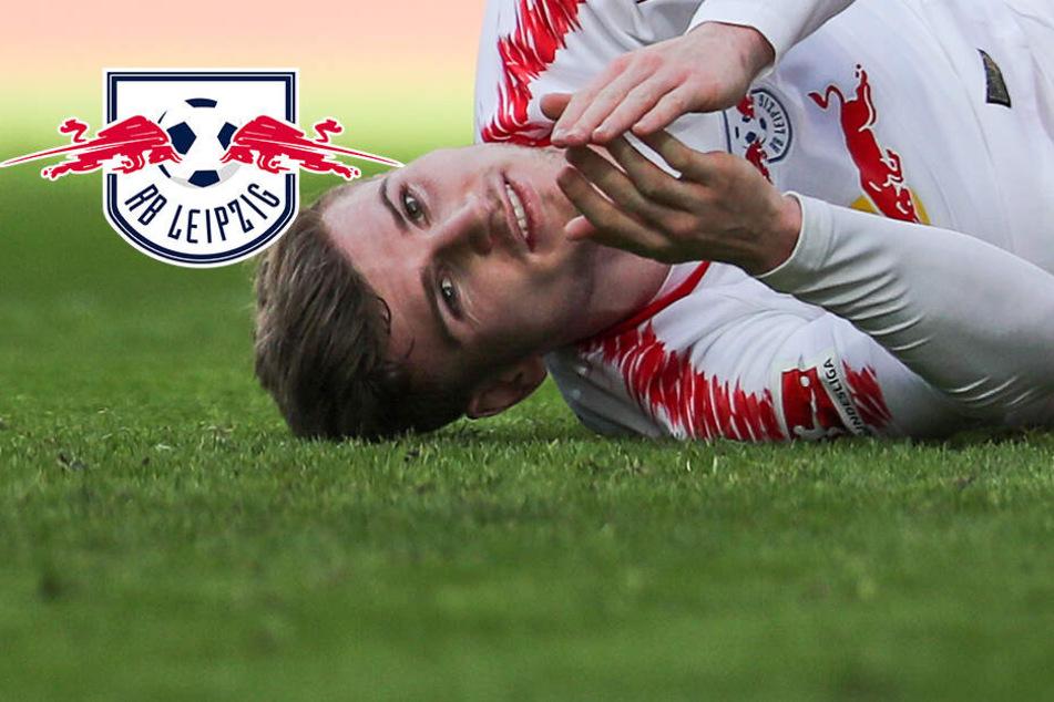 RB Leipzigs Werner kriegt das Ding nicht rein: Nullnummer gegen Augsburg
