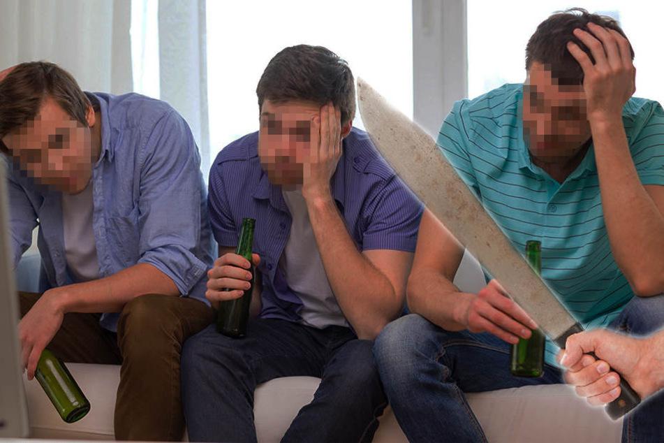 Während des Überfalls waren in der Studenten-WG in Paderborn drei Männer (Symbolbild).