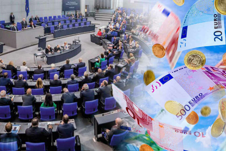 So viel muss der Steuerzahler für den neuen Mega-Bundestag blechen