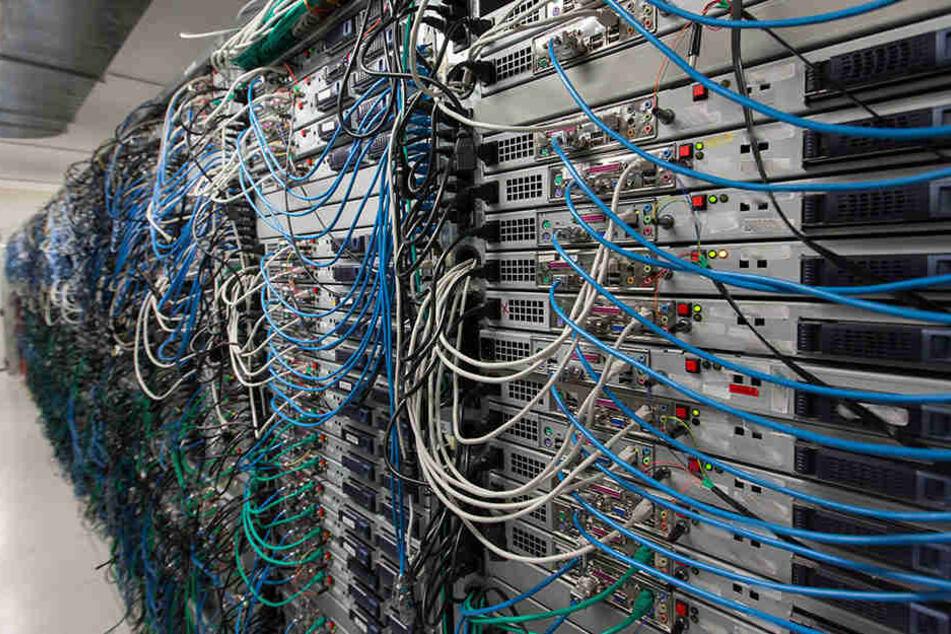 Bis zu 60.000 mal schnelleres Internet. Wer braucht so ein Datentempo?