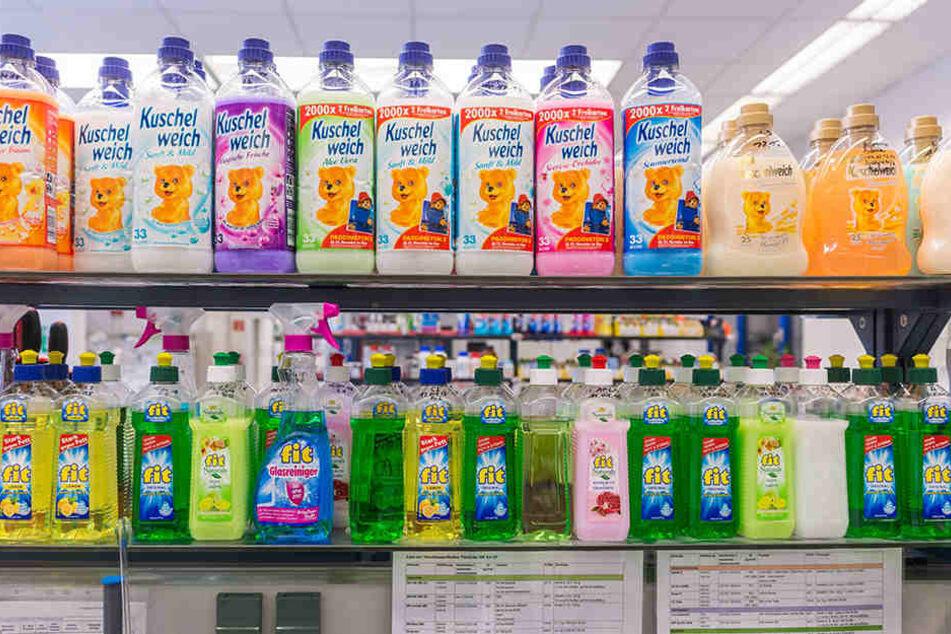 Mittlerweile ist das bekannte Spülmittel nur eines von vielen Produkten, das in Hirschfelde hergestellt wird.