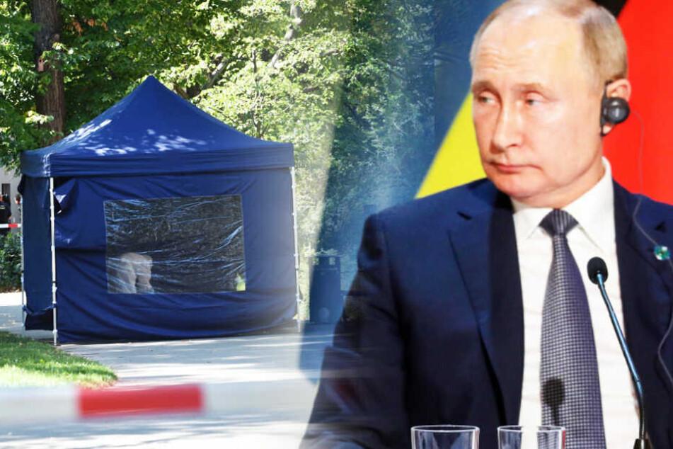 Kopfschuss-Mord an Georgier: Regierungsnahe widersprechen Putin