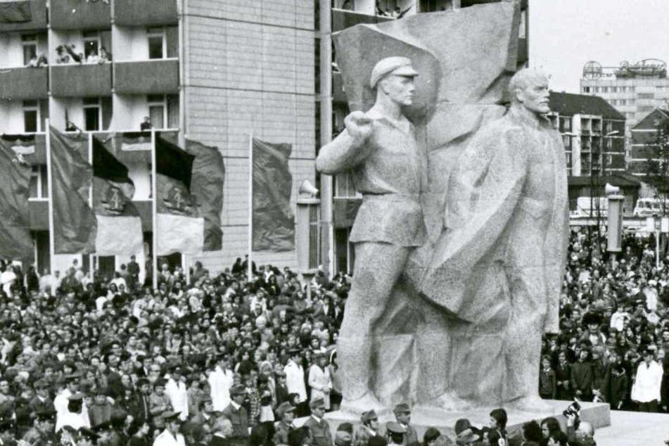 Lenin zurück nach Dresden? So ticken die Dresdner