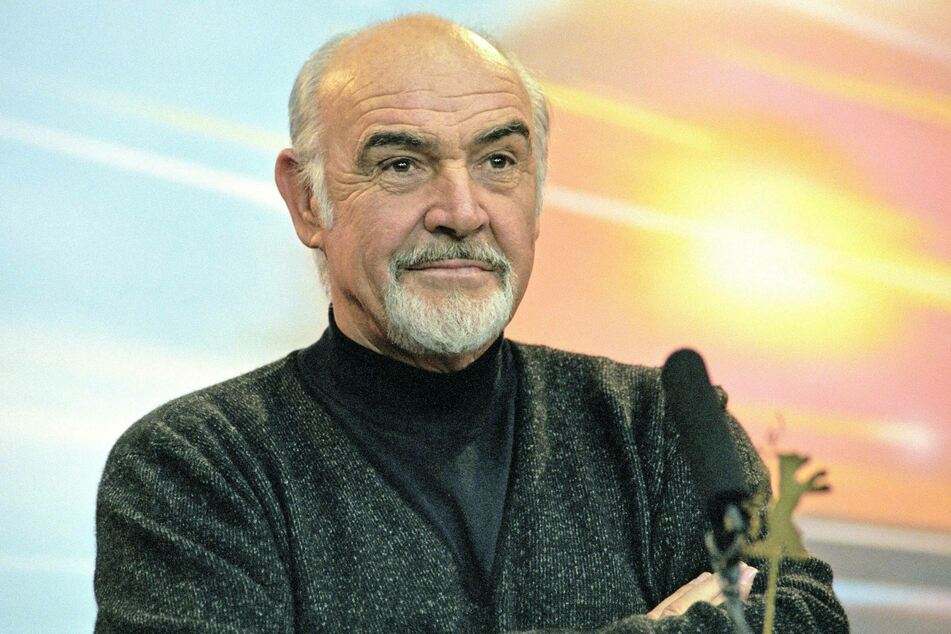 Sean Connery passed away in his sleep at the age of 90.