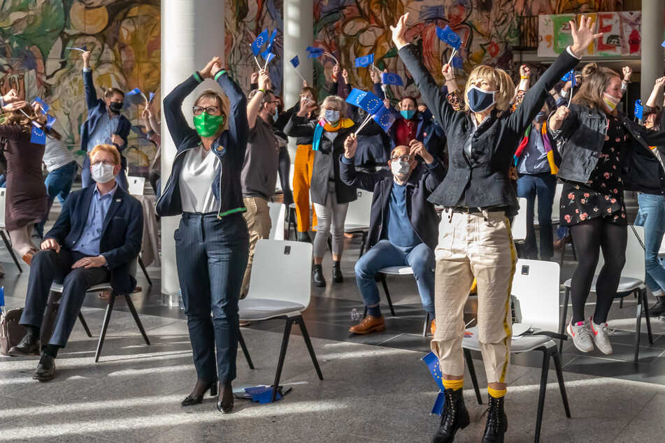 Chemnitz wird Kulturhauptstadt Europas 2025!