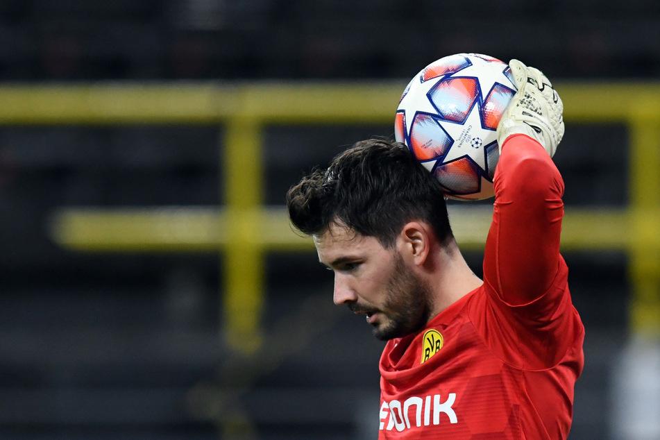 Roman Bürki (30) verlebt derzeit keine besonders gute Zeit bei der Borussia.