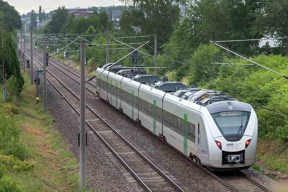 Bröselnde Radlaufsätze! Pannen-Züge bremsen Chemnitz aus
