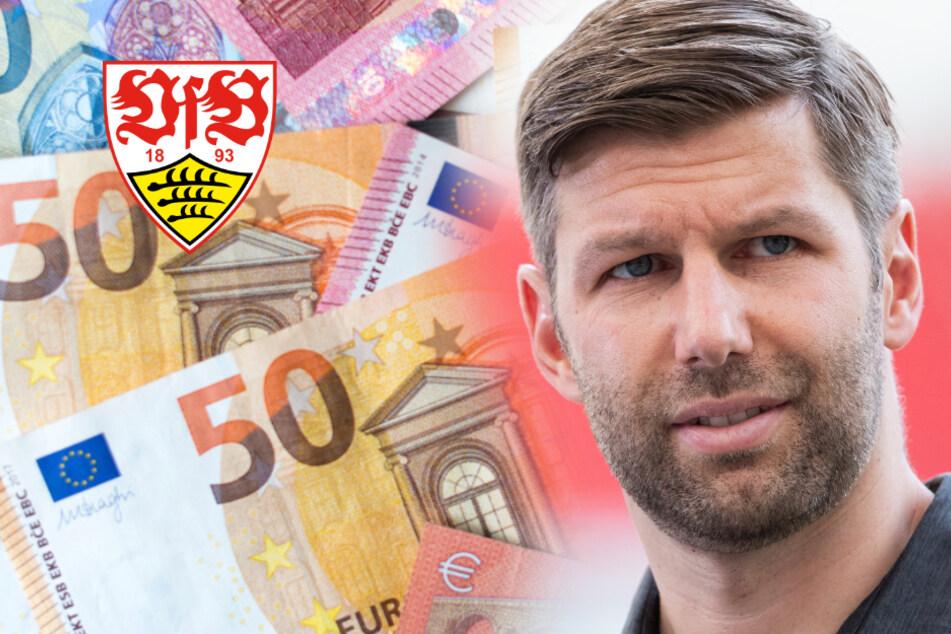 Gibt's wieder Gehaltsverzicht beim VfB Stuttgart, Herr Hitzlsperger?