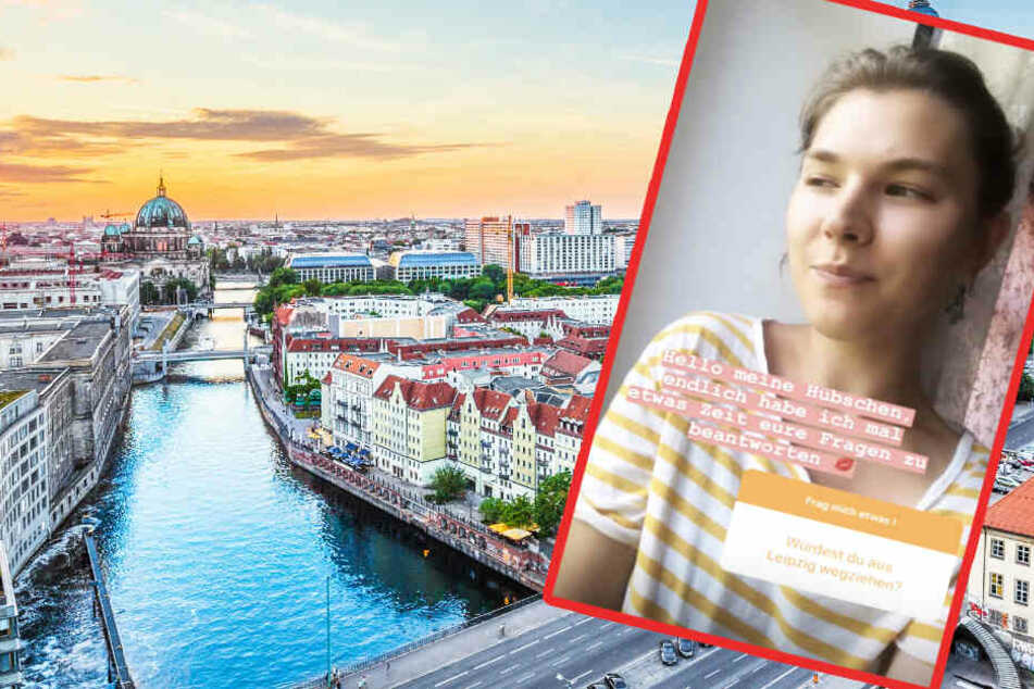 Oh, nein! GNTM-Tatjana möchte Leipzig für diese Stadt verlassen