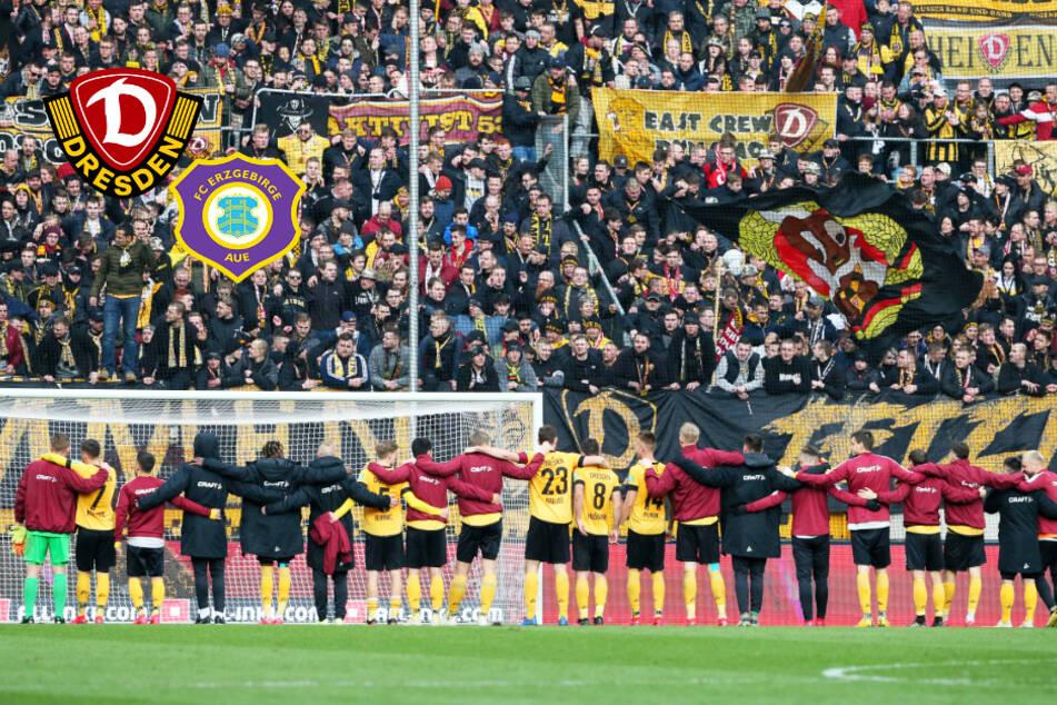 Dynamo und Aue kommen Fans entgegen: Tickets eintauschen oder Verein schenken