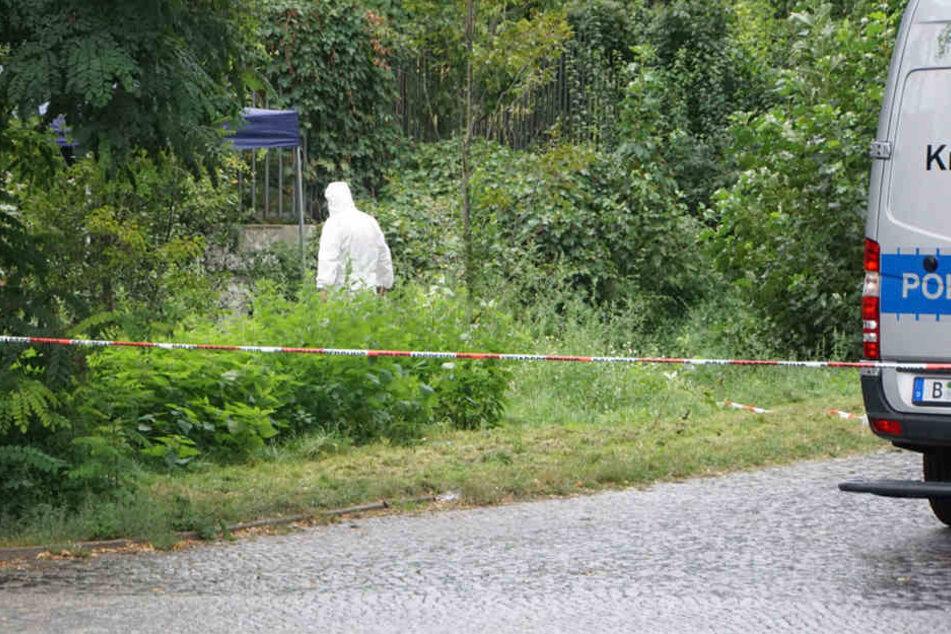 Die Leiche von Susanne F. wurde nahe dem Berliner Zoo gefunden.