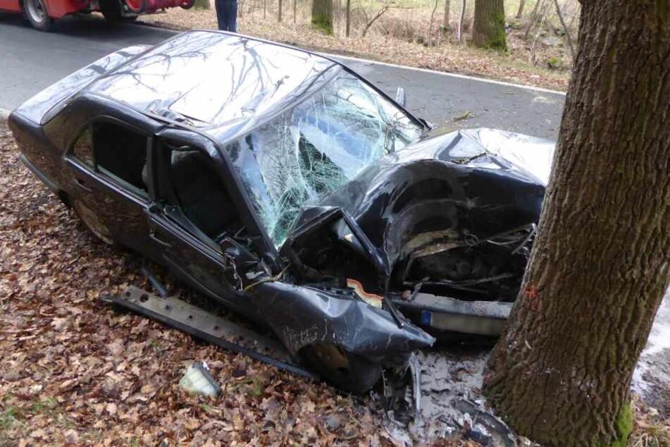 Die 20-Jährige wurde bei dem Unfall schwer verletzt.