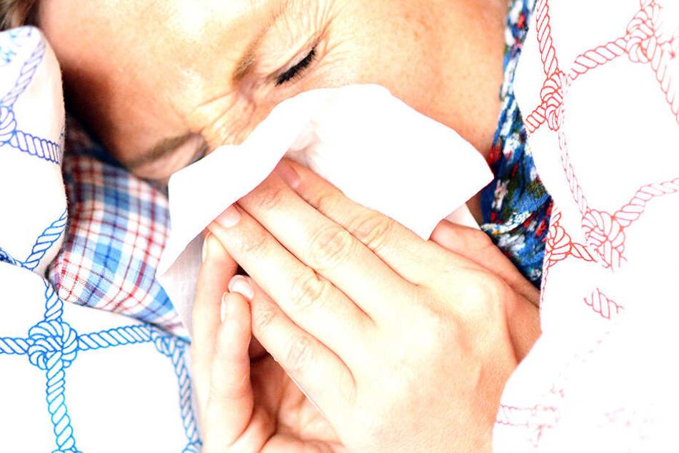 Im Freistaat steigen die krankheitsbedingten Fehltage an.