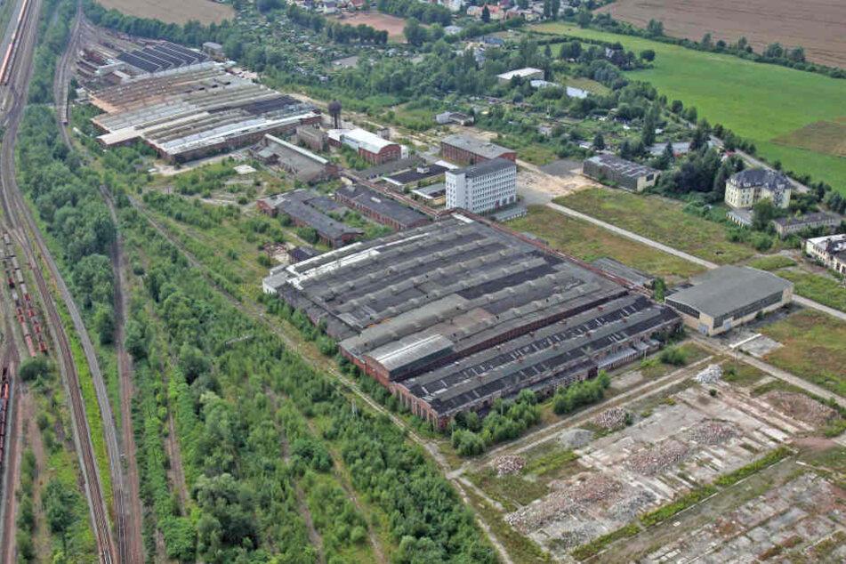 Der neue Superknast soll im Stadteil Marienthal entstehen.