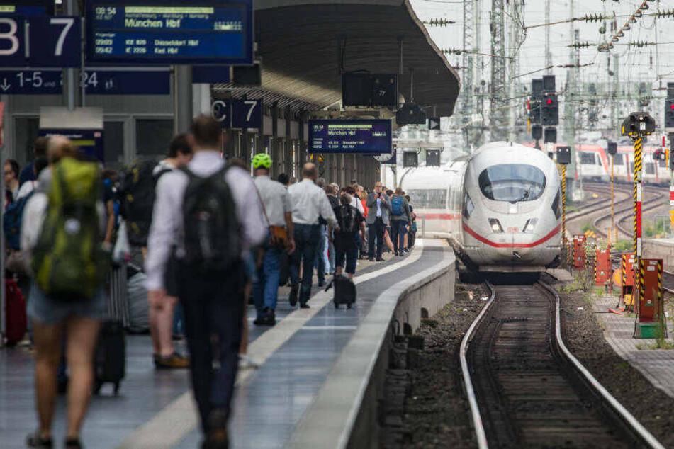 Täter vom Frankfurter Bahnhof lebt in der Schweiz und ist selbst Vater