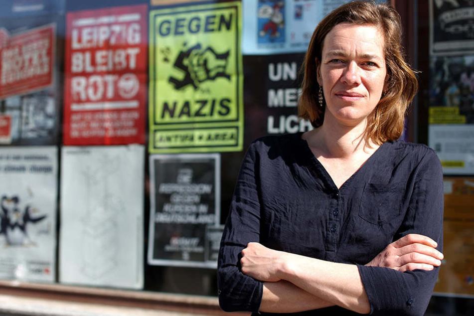 Für Linken-Stadträtin Juliane Nagel ist die Dauerbeschallung mit Klassik keine nachhaltige Lösung. Sie regt einen Runden Tisch an.