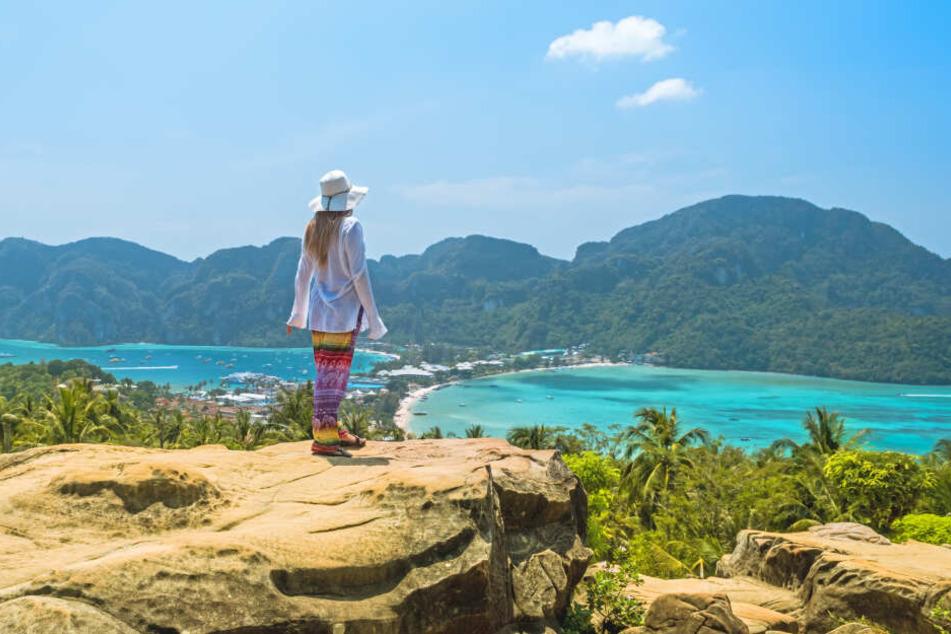 In Thailand wurde eine Touristin vergewaltigt. (Symbolbild)
