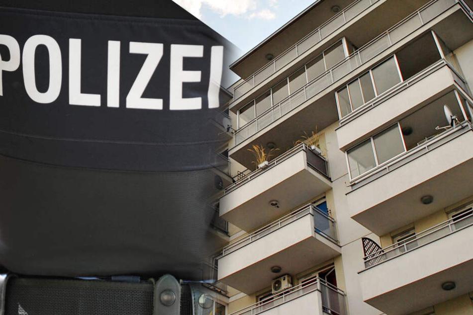 Fotomontage: Der heute 35-Jährige soll seine zwei Monate alte Tochter aus Eifersucht aus dem zweiten Stock eines Hauses geworfen haben (Symbolbild).
