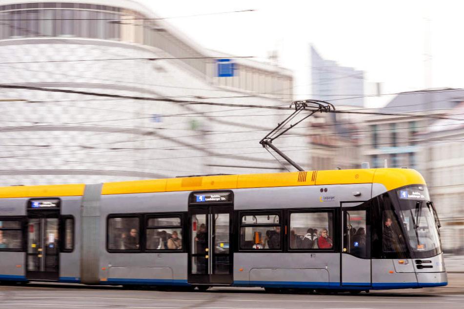 Straßenbahn fahren in Leipzig wird jetzt wieder teurer.