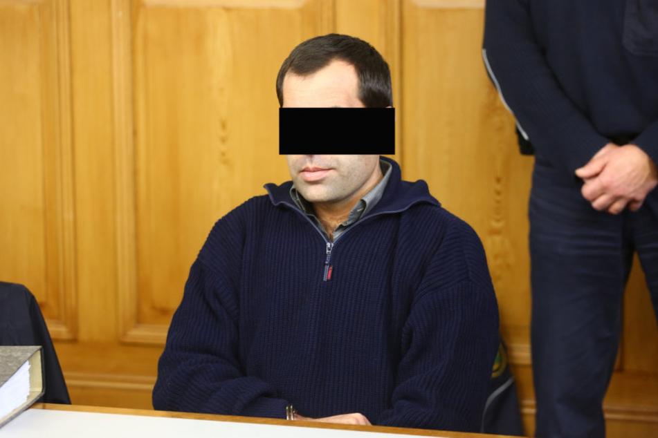 Afghane Challeddin M. (33) muss wegen Mordes lebenslang hinter Gitter.