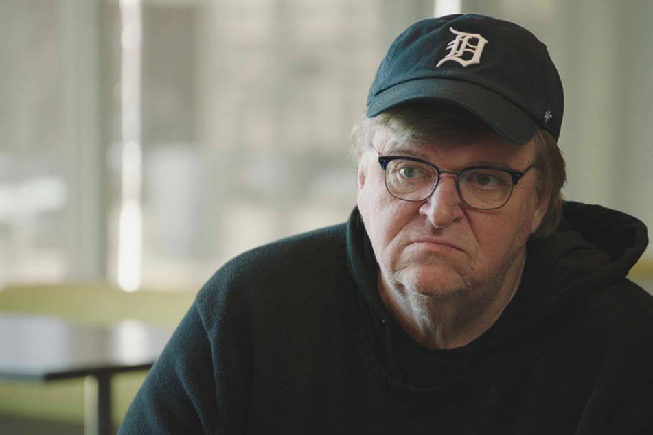 Regisseur Michael Moore versucht, die Menschen mit seinem Film aufzurütteln, bevor es zu spät ist.