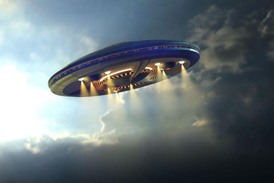 Viele der Ufo-Sichtungen enttarnen Kettmann und seine Kollegen als irdische, also identifizierte Flugobjekte (Symbolbild).
