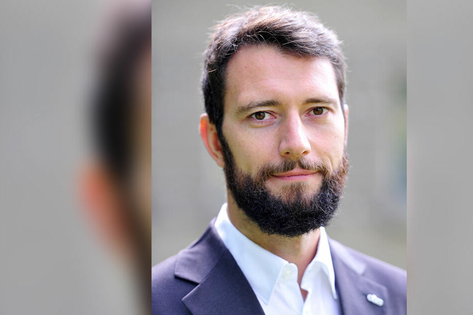 Eins-Sprecher Christian Stelzmann.