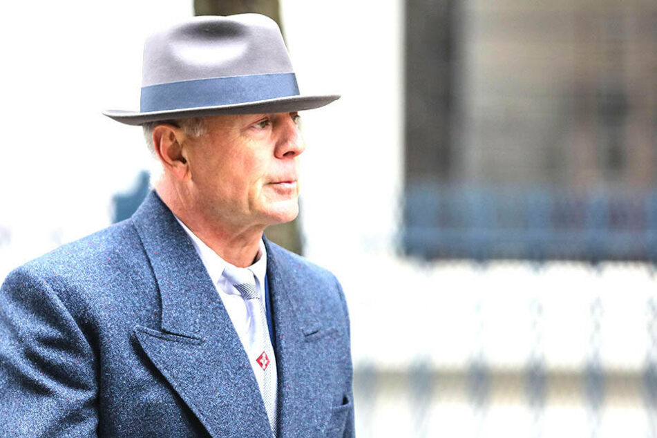 """Bruce Willis (63) spielt in """"Motherless Brooklyn"""" mit. Zu dem Film gibt es auch eine Romanvorlage aus dem Jahr 1999."""