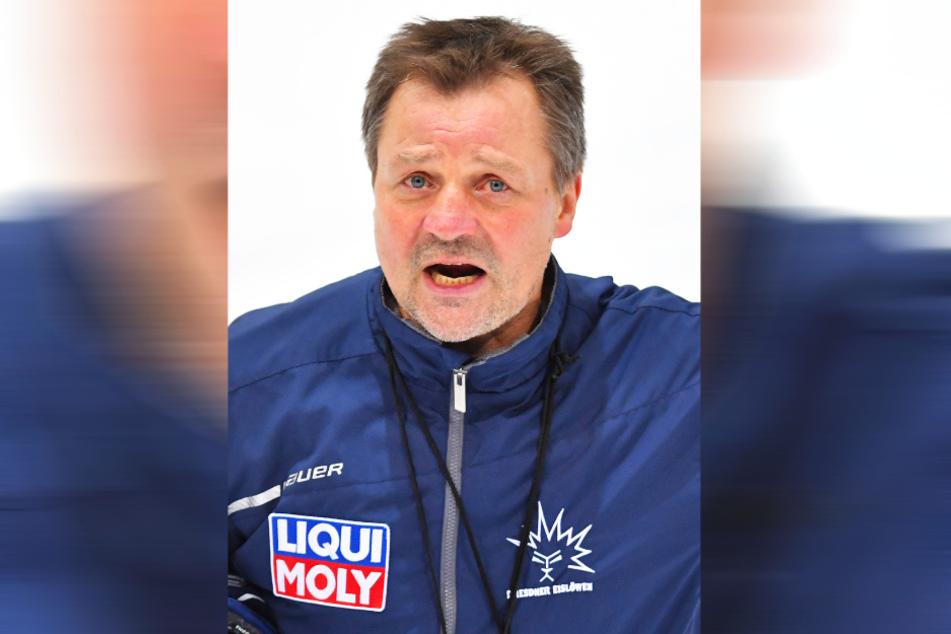 Eislöwen-Coach Andreas Brockmann.