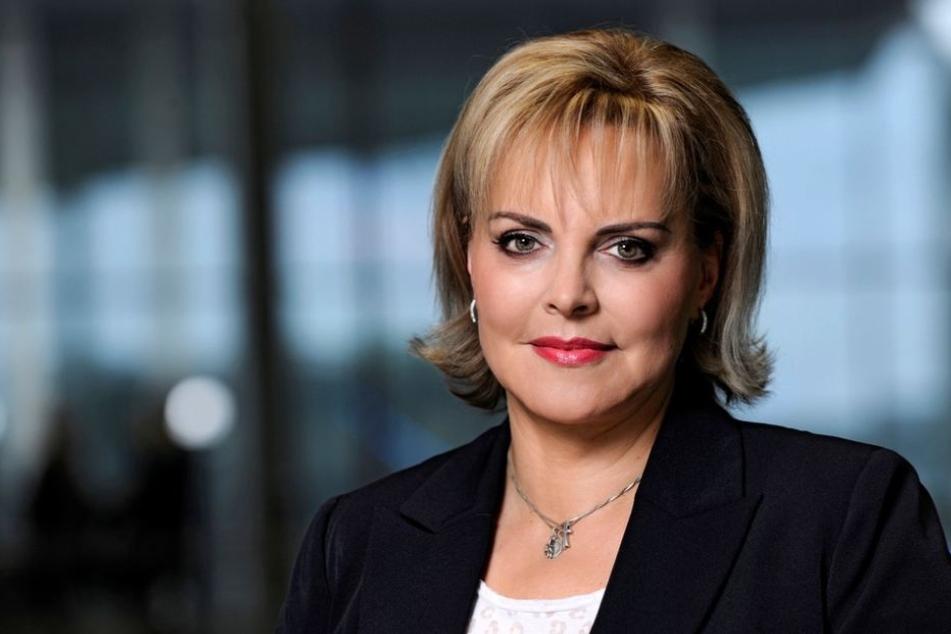 Veronika Bellmann (56, CDU) setzt sich für das Projekt ein.