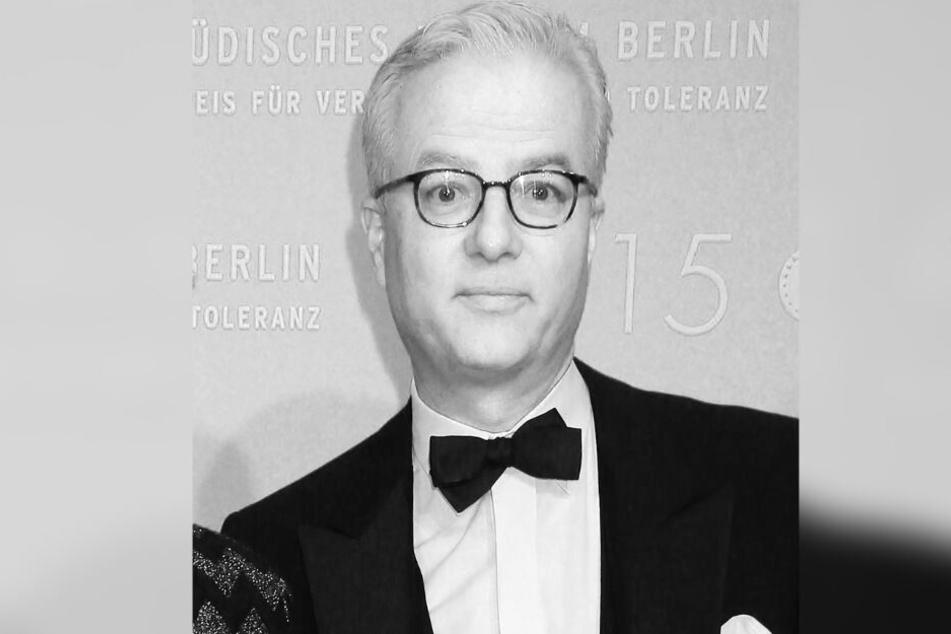 Fritz von Weizsäcker wurde während eines Vortrages in Berlin erstochen.