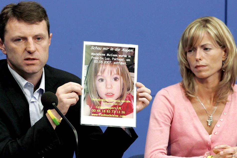 Gerry und Kate McCann haben keine Lust an der Doku mitzuwirken.