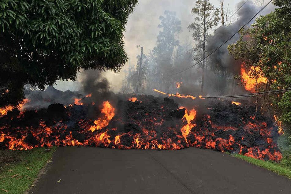 Nach Vulkanausbruch: Nun droht den Bewohnern die nächste Naturkatastrophe