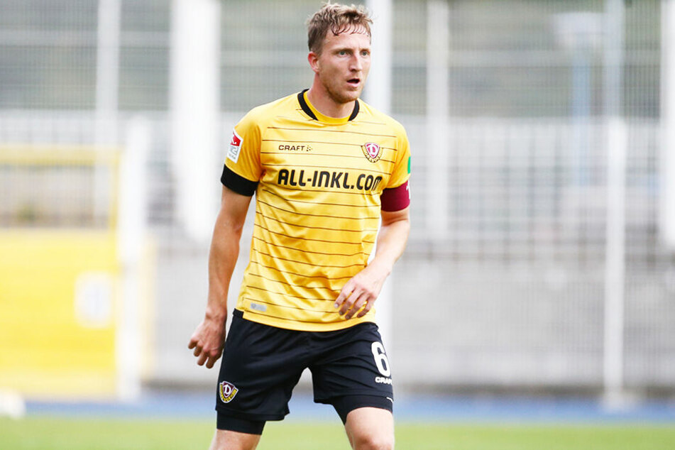 Ob Marco Hartmann gegen Erzgebirge Aue zum Einsatz kommt?