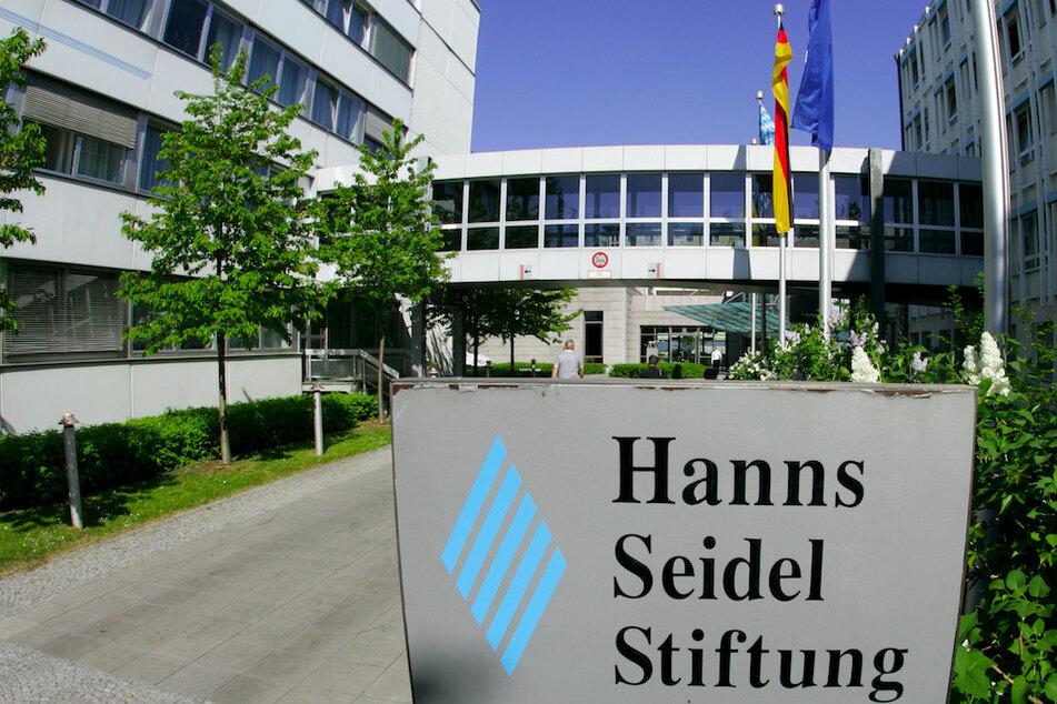 Ein Ex-Mitarbeiter der Hanns-Seidel-Stiftung steht unter Spionage-Verdacht. (Archivbild)