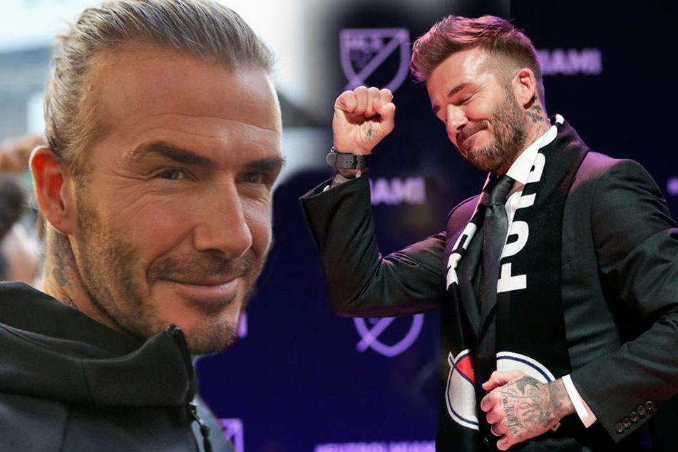 David Beckham hatte bereits 2007 die Möglichkeit, sein eigenes Franchise-Unternehmen im MLS zu erwerben.